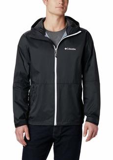 Columbia Men's Roan Mountain Rain Jacket