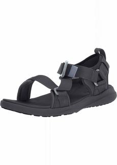 Columbia Men's Sandal All Terrain Velcro Straps Sport   Regular US