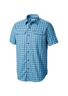 Columbia Men's Silver Ridge 2.0 Multi Plaid SS Shirt