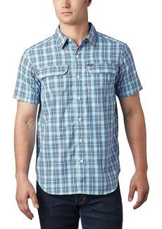 Columbia Men's Silver Ridge 2.0 Multi Plaid SS Shirt