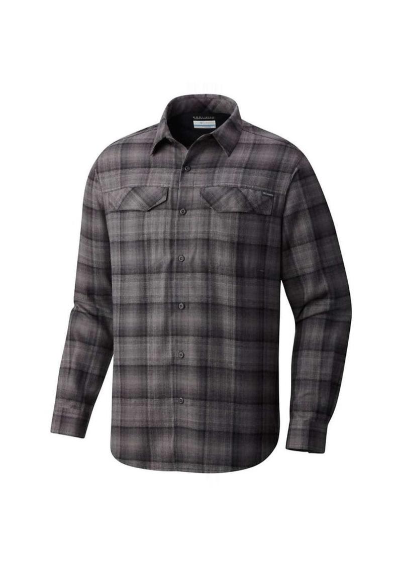 7978f2a693b Columbia Columbia Men's Silver Ridge Flannel Long Sleeve Shirt ...