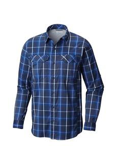 Columbia Men's Silver Ridge Lite Plaid LS Shirt