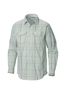Columbia Men's Silver Ridge Lite Plaid LS Shirt