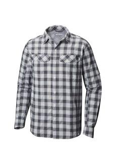 Columbia Men's Silver Ridge Plaid LS Shirt