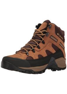 Columbia Men's Smith Rock Outdry Hiking Shoe  12 D US