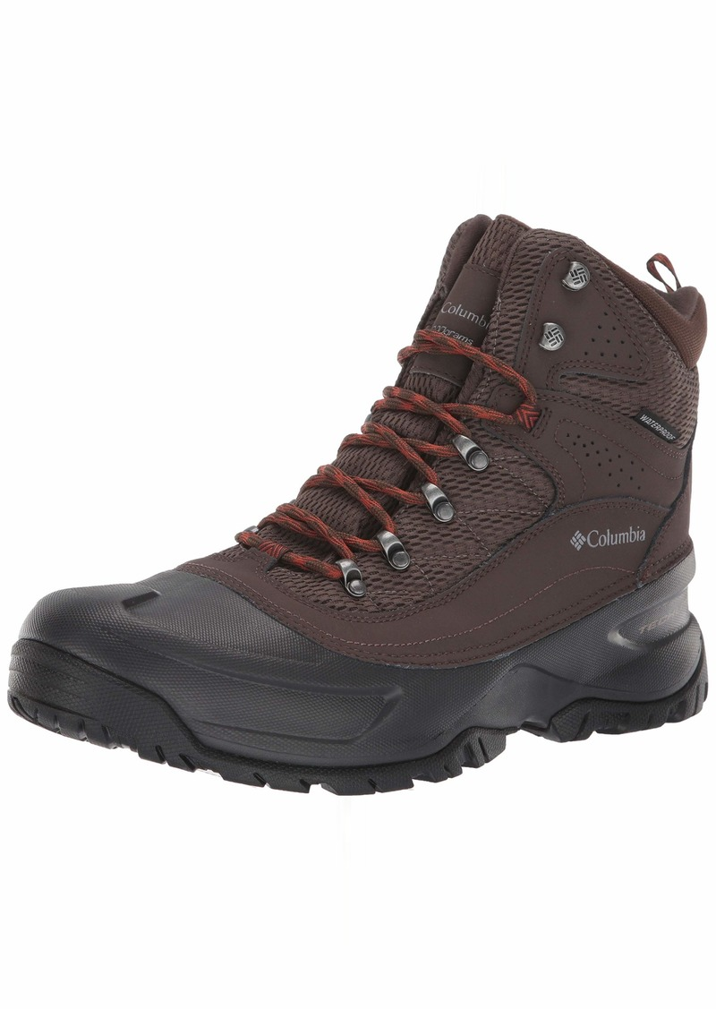 Columbia Men's SNOWCROSS MID Snow Boot   US