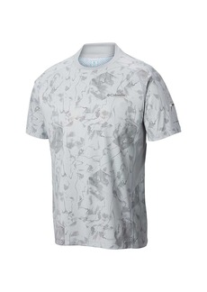 Columbia Men's Solar Ice II SS Shirt