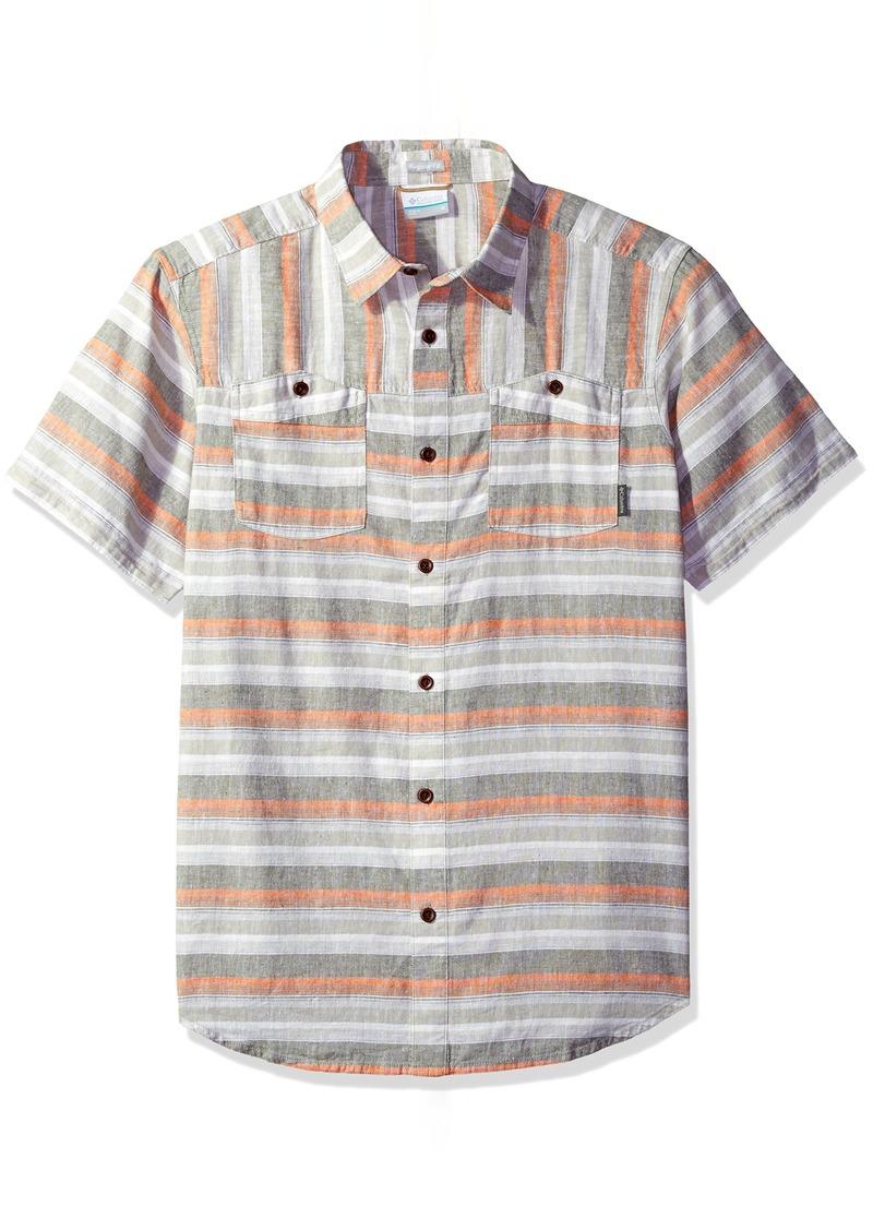 Columbia Southridge Big /& Tall Short Sleeve Shirt