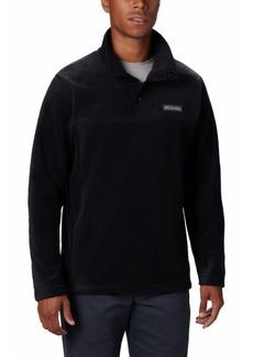 Columbia Men's Steens Mountain Colorblocked 1/4-Snap Fleece Sweatshirt