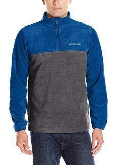 Columbia Men's Steens Mountain Half Zip Pullover Fleece  Large