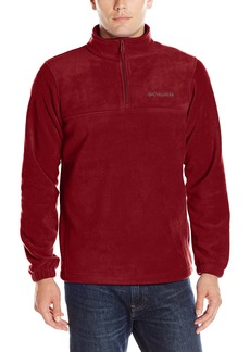 Columbia Men's Steens Mountain Half Zip Pullover Fleece  Small