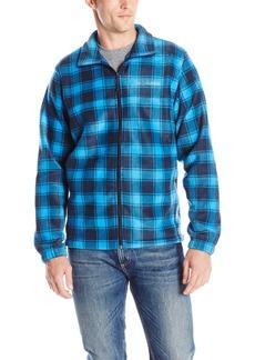 Columbia Men's Steens Mountain Printed Full Zip Fleece Jacket