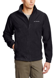Columbia Men's Steens Mountain Tech Ii Full Zip Fleece Jacket