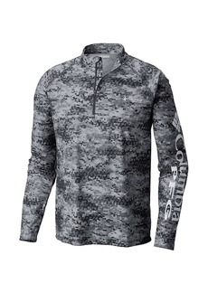 Columbia Men's Super Terminal Tackle 1/4 Zip Top