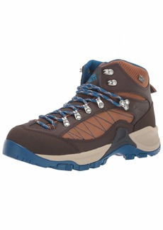 Columbia Men's Table Rock Outdry Hiking Boot elk deep Lagoon  Regular US