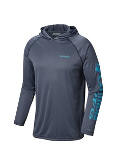 Columbia Men's Terminal Tackle Heather Hoodie