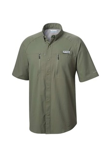 Columbia Men's Terminal Tackle SS Woven Shirt