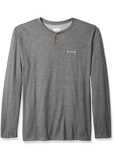 Columbia Men's Thistletown Park Big & Tall Henley  X-Large