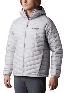 Columbia Men's Titanium Snow Country Hooded Jacket