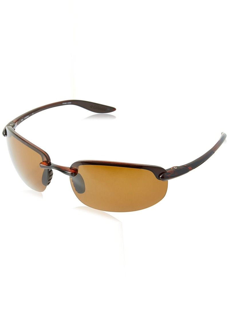 Columbia Men's Unparalleled Oval Sunglasses