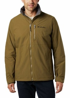 Columbia Men's Big and Tall Utilizer Jacket Water Resistant Insulated  LT