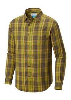 Columbia Men's Vapor Ridge Iii Plaid Shirt