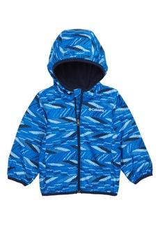 Columbia Mini Pixel Grabber™ II Water Resistant Hooded Jacket (Baby Boys)