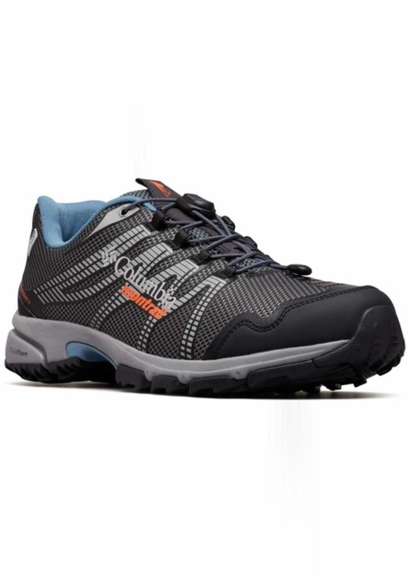 Columbia Montrail Men's Mountain Masochist IV Outdry Sneaker Graphite/red Quartz  Regular US