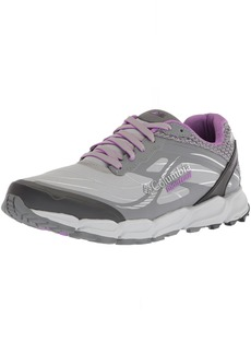 Columbia Montrail Women's CALDORADO III Outdry Trail Running Shoe steam Crown Jewel  B US