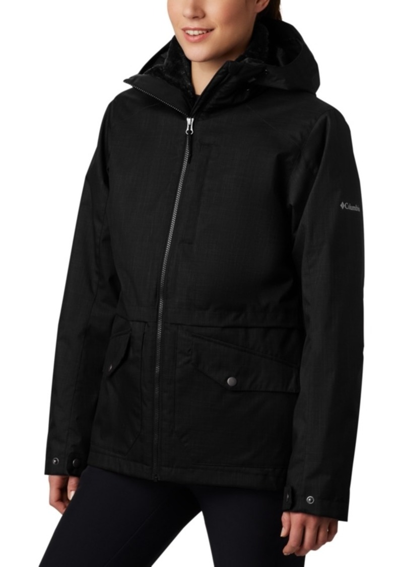 Columbia Women's Mount Erie Interchange Hooded Jacket