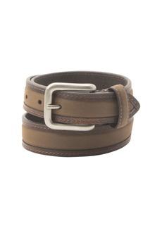 Columbia Nubuck Padded Inlay Men's Belt