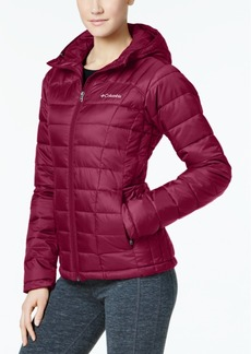 Columbia Pacific Post Hooded Puffer Jacket