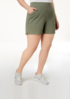 Columbia Plus Size Anytime Casual Shorts
