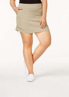 Columbia Plus Size Anytime Casual Skort