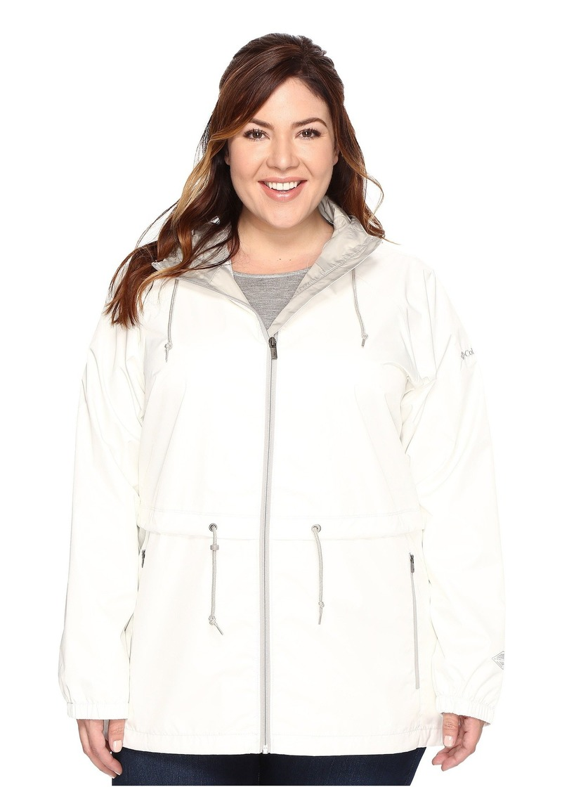 Columbia Plus Size Arcadia Casual Jacket