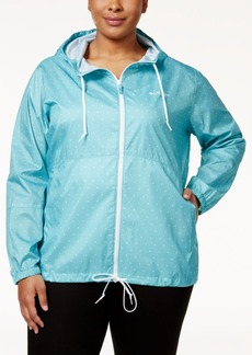 Columbia Plus Size Flash It Forward Windbreaker