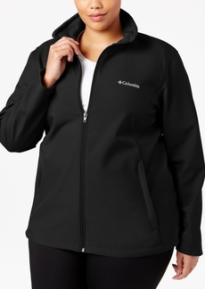 Columbia Plus Size Kruser Ridge Softshell Jacket
