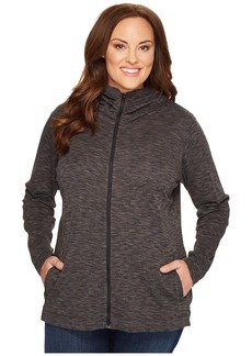 Columbia Plus Size OuterSpaced™ Full Zip Hoodie