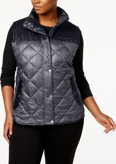 Columbia Plus Size Rio Dulce Waterproof Puffer Vest