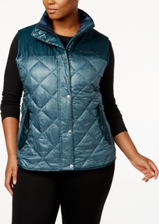 Columbia Plus Size Rio Dulce Waterproof Puffer Vest