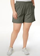 Columbia Plus Size Sandy River Shorts