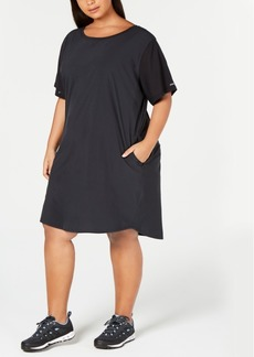 Columbia Plus Size Water-Repellent Dress
