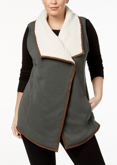 Columbia Plus Size Winter Wander Fleece Lined Vest