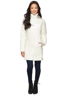 Columbia Powder Pillow Hybrid Long Jacket