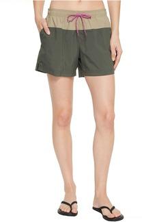 Sandy River™ Color Blocked Shorts