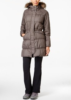 Columbia Sparks Lake Faux-Fur-Trim Thermal Coil Puffer Parka
