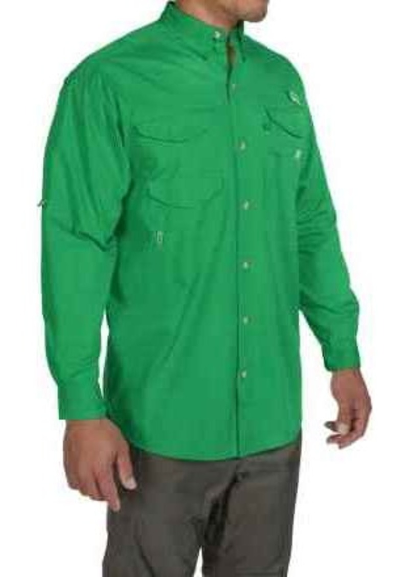 Columbia Columbia Sportswear Bonehead Fishing Shirt - Long ...