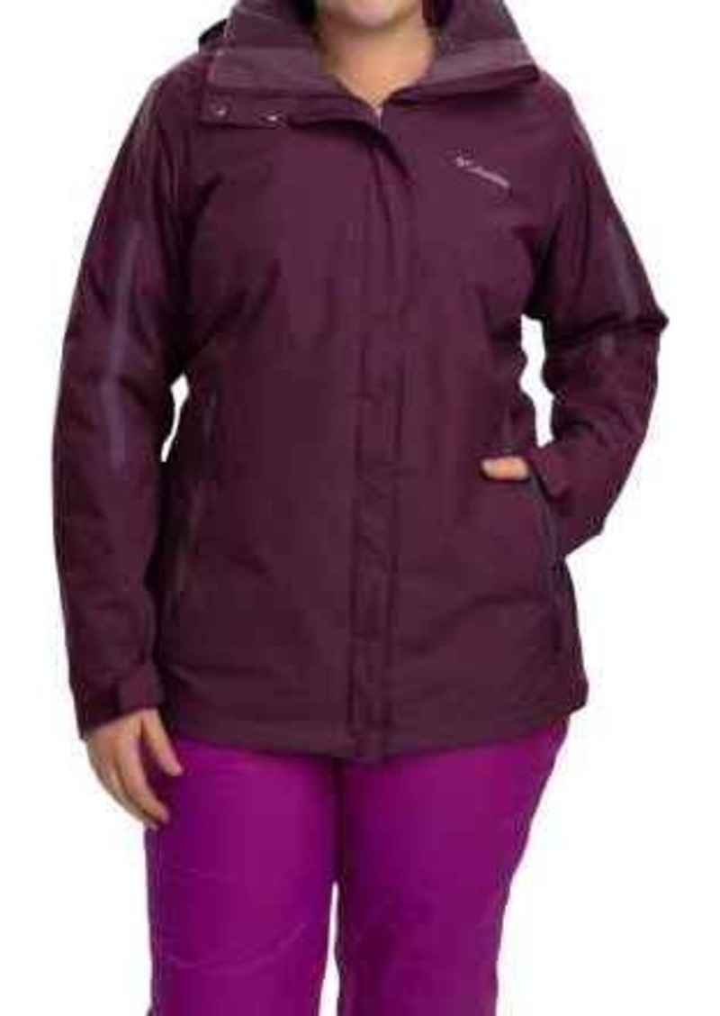 0a899003ac6 ... Plus Size Women). Columbia Sportswear Bugaboo Interchange Omni-Heat®  Jacket - Waterproof