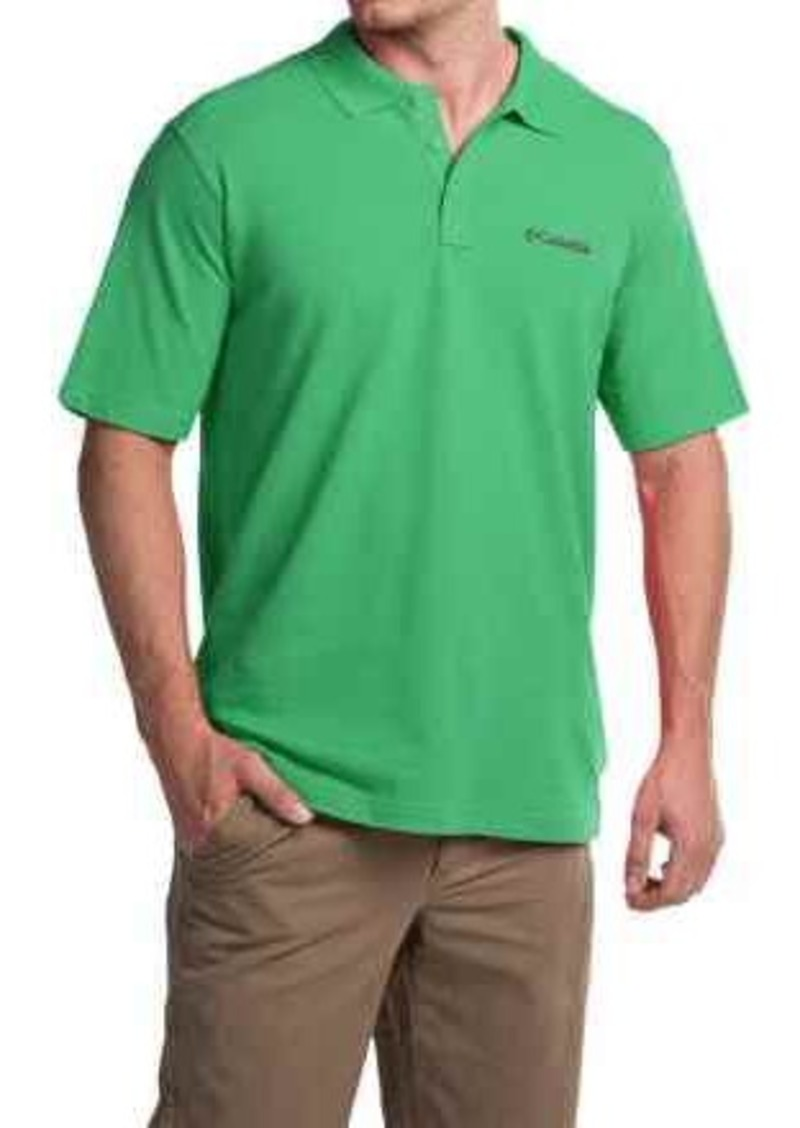 Columbia Columbia Sportswear Elm Creek Polo Shirt - UPF 15 ...