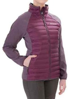 Columbia Sportswear Flash Forward Hybrid Down Jacket - 650 Fill Power (For Women)